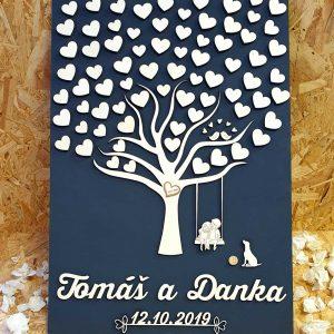 svadobny-strom-magneticky-dreveny