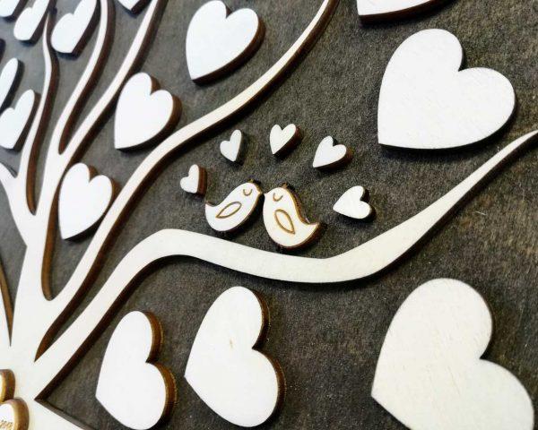 dreveny-svadobny-strom-personalizovany-s-motorkou---detail-vtaciky